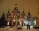 Всенощное бдение в Казанском соборе (4 февраля 2017 года)