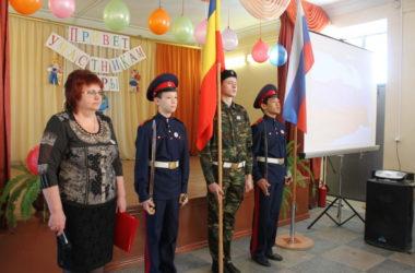 Для юных казаков прошла краеведческая игра «Казачий круг»