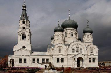 Вышла в эфир телепередача о храме Архангела Михаила