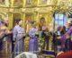 Божественная литургия в Неделю 3-ю Великого поста