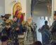 Богослужение в храме Рождества Пресвятой Богородицы