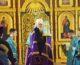 Божественная литургия в Субботу Акафиста