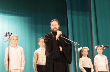 Пасха пришла к детям Краснооктябрьского района