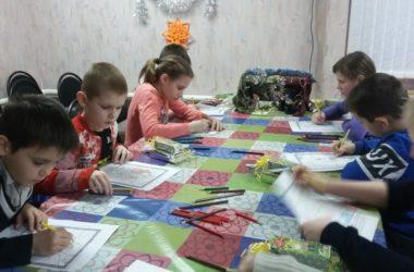Подведены итоги работы православного кружка для воспитанников школы-интерната