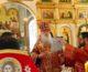Божественная литургия в день празднования святителю Николаю