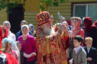 Божественная литургия в день празднования памяти св. вмч. Георгия Победоносца