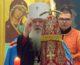 Божественная литургия в Казанском соборе