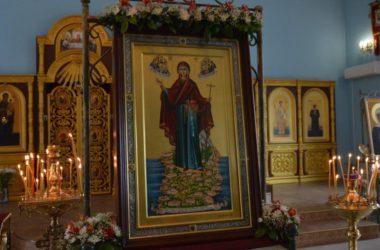 В храм Похвалы Пресвятой Богородицы вновь прибывает икона «Экономисса»