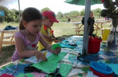 Православные семьи с детьми отдохнут в летнем лагере