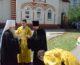 Божественная литургия в храме Всемилостивого Спаса Христа Примирителя