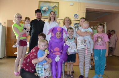 В благочинии Красноармейского округа прошли мероприятия, посвященные Дню защиты детей
