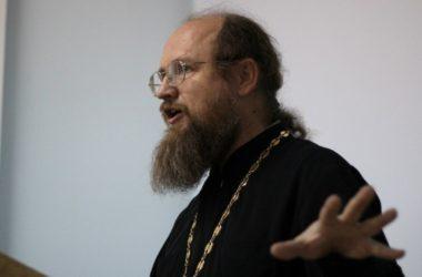 Встреча с о. Валентином Скрыпниковым прошла в рамках православного просветительского проекта для мирян