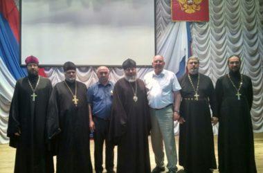 Завершился XVI Царицынский Александро-Невский православный фестиваль