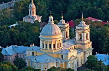 Приглашаем к святыням Санкт-Петербурга