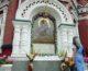 Божественная литургия в Казанском соборе в день престольного праздника