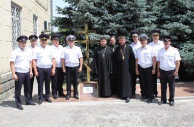 В Волгограде установлен поклонный крест в память о старинном Благовещенском храме