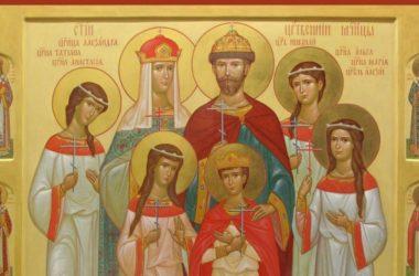 Традиционный крестный ход, посвященный памяти царственных страстотерпцев, прошел в Волгограде