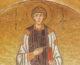 Скуфья, освященная на главе целителя Пантелеимона, прибывает в соборный храм Волжского