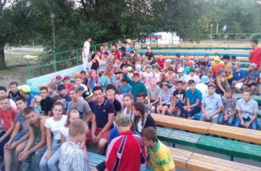 В Волгоградской области работает молодежный казачий лагерь «Донцы»