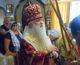 Божественная литургия в Свято-Пантелеимоновском храме
