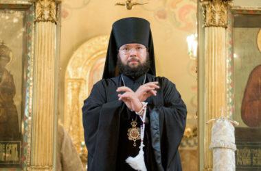 Актуальное интервью с епископом Звенигородским Антонием