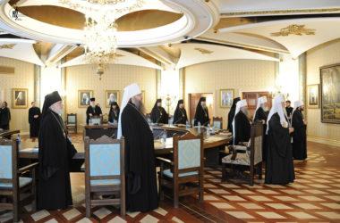 Епископ Звенигородский Антоний: Работа Высшего Церковного Совета происходит в коллегиальном духе