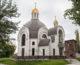 Богослужения в храме Георгия Победоносца продолжаются в соответствии с расписанием