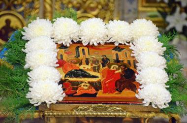 Всенощное бдения в канун Рождества Пресвятой Богородицы