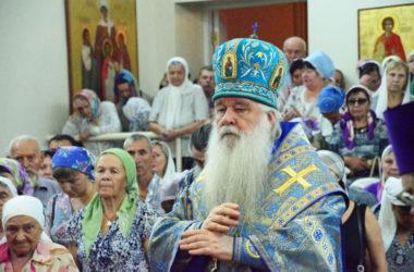 Божественная литургия в праздник Рождества Пресвятой Богородицы