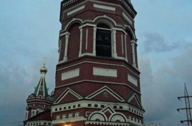 Всенощное бдение в Казанском соборе (2 сентября)