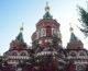 Всенощное бдение в Казанском соборе (9 сентября 2017 года)