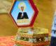 В Казанском соборе находится частица мощей святой блаженной Матроны Московской