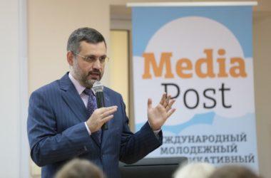 В.Р. Легойда: Сегодня факты вынужден проверять не журналист, а читатель