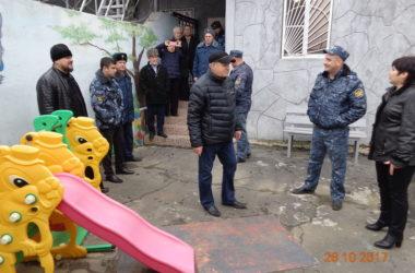Иерей Андрей Горячев посетил исправительное учреждение в городе Суровикино