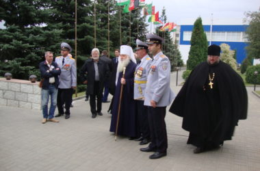 Митрополит Волгоградский и Камышинский Герман посетил Волгоградскую академию МВД