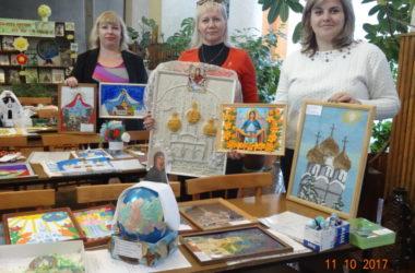 Награждение победителей детского конкурса «Дары Покрова» состоится во время традиционного праздничного гуляния