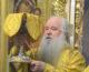 Божественная литургия в Казанском соборе (15 октября)