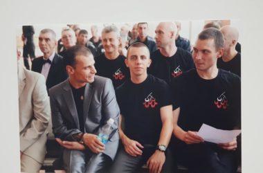 Прихожанин часовни при Волгоградской исправительной колонии № 26 стал участником конкурса «Калина Красная»
