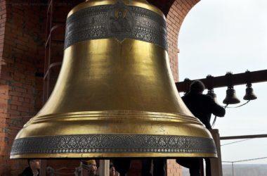 В храме в честь Феодора Ушакова собирают средства на отливку большого колокола