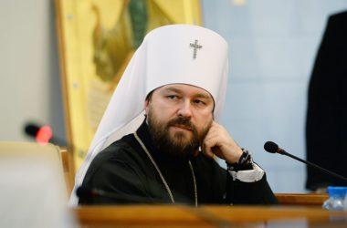 Интервью митрополита Волоколамского Илариона «Российской газете» в преддверии Архиерейского Собора