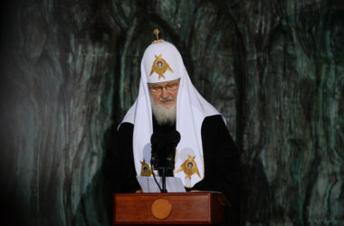 Патриарх Кирилл: Нынешнее поколение не имеет права на повторение исторических ошибок