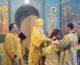 Божественная литургия в Казанском соборе (19 ноября 2017 года)