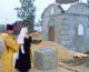 Освящен закладной камень будущего храма в честь иконы Пресвятой Богородицы «Скоропослушница»