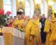 Божественная литургия в Свято-Никольском храме