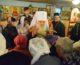 Божественная литургия в храме святой великомученицы Екатерины