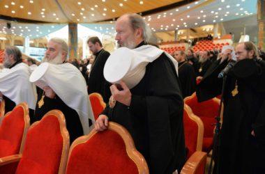 Приняты итоговые документы Архиерейского Собора Русской Православной Церкви
