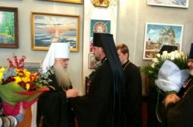 В Волгоградской епархии молитвенно отметили 49-летие епископской хиротонии митрополита Германа