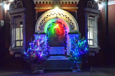 Всенощное бдение в Казанском соборе (30 декабря 2017 года)