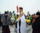Освящение вод Волги прошло на Центральной набережной в праздник Крещения Господня
