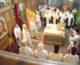 Всенощное бдение в Свято-Духовом монастыре (10 января 2018 года)
